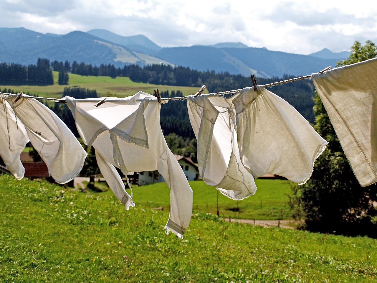 梅雨じゃなくても洗濯物が臭う日と臭わない日があるのは何故