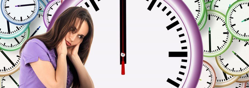 時差ボケは早めに体内時計をリセットさせて