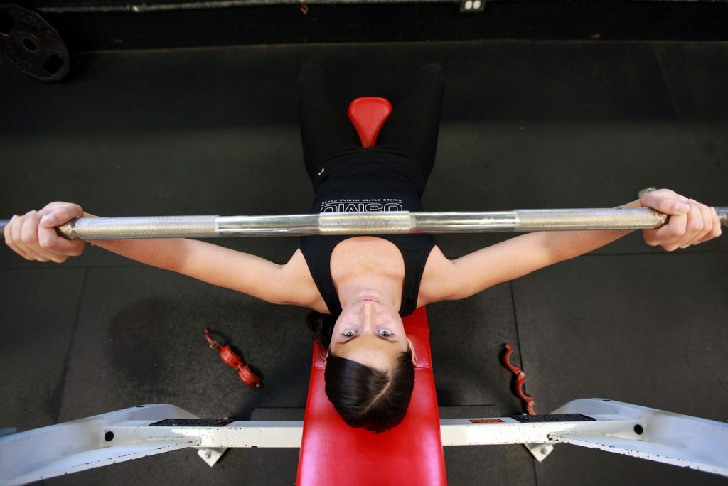 基礎代謝を上げる方法は筋肉を使う事
