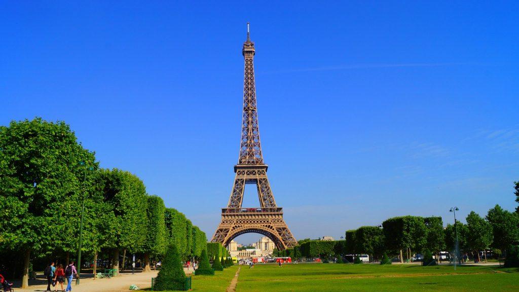 フランスでのマナーや見どころについて