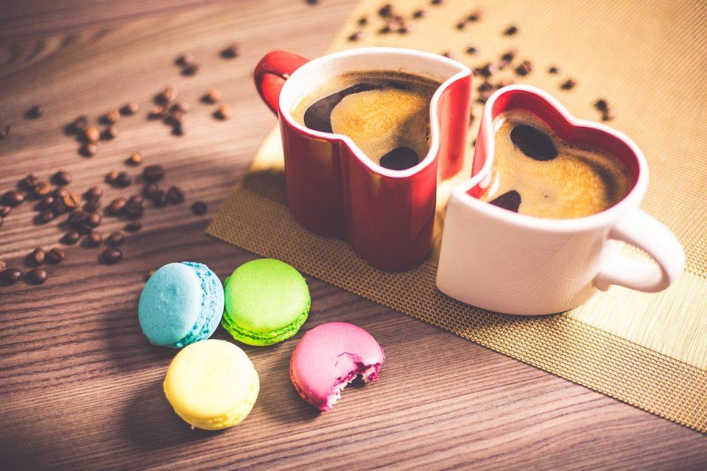 フランスのお菓子!女子に人気はマカロン