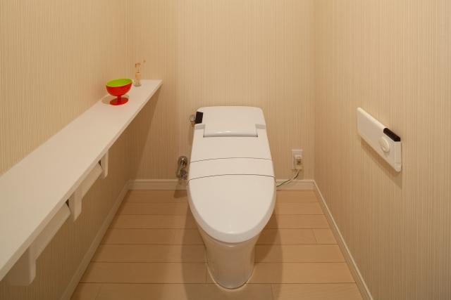 マットを敷かなければトイレを綺麗に保ちながら楽できる!