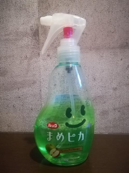 トイレ掃除を毎日するには「まめピカ」などで簡単に!