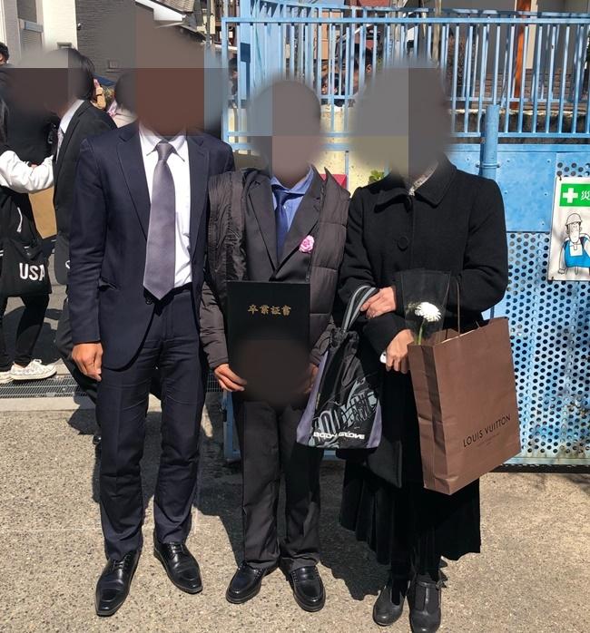 去年の2019は小学校卒業式男の子の服装はスーツ派かジャケット派どっちが多かった?