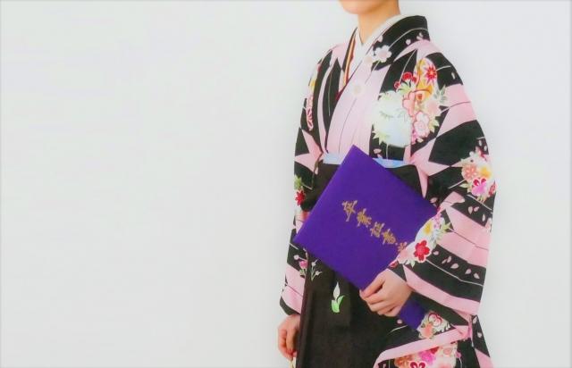 小学校の卒業式に羽織袴ってどうなの?