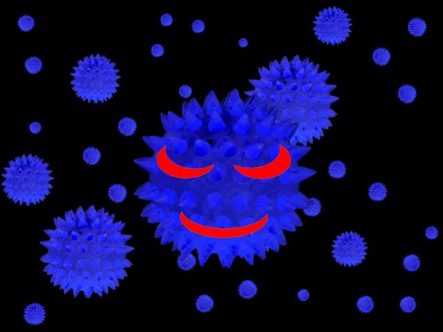 エタノールが何故インフルエンザ菌を100%除菌出来るのか?