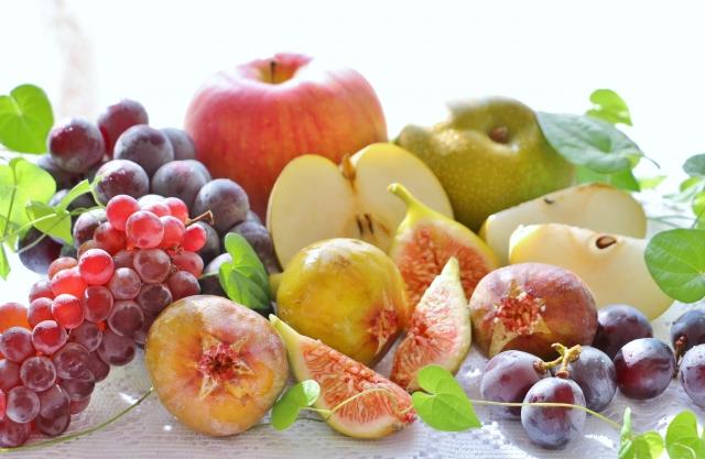 野菜や果物は汚染による食中毒の方が可能性は高い!