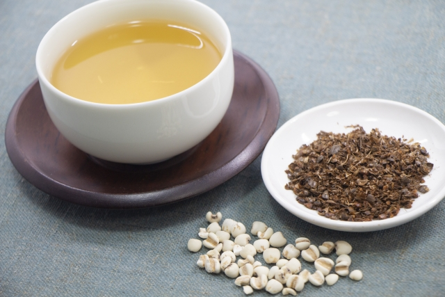 はと麦茶の成分や効果とは?