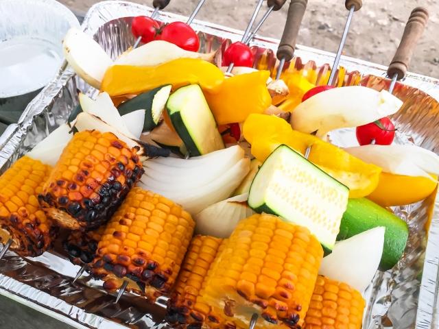 焼き野菜はビタミンが壊れる?おススメの食べ方は?
