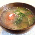 トマト味噌汁はまずい?美味しい理由と効果はコレ!作り方は簡単に!